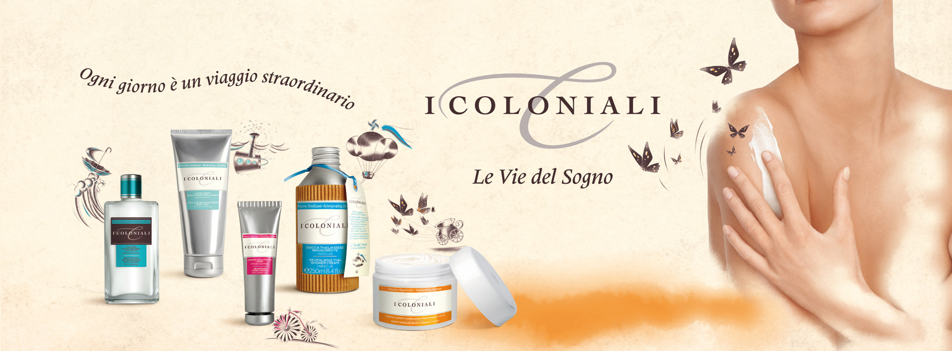I Coloniali