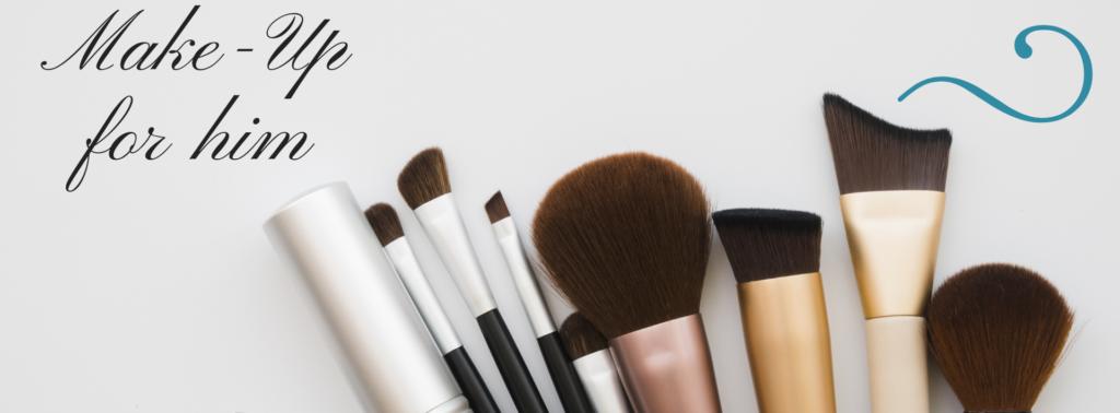 make-up maschile