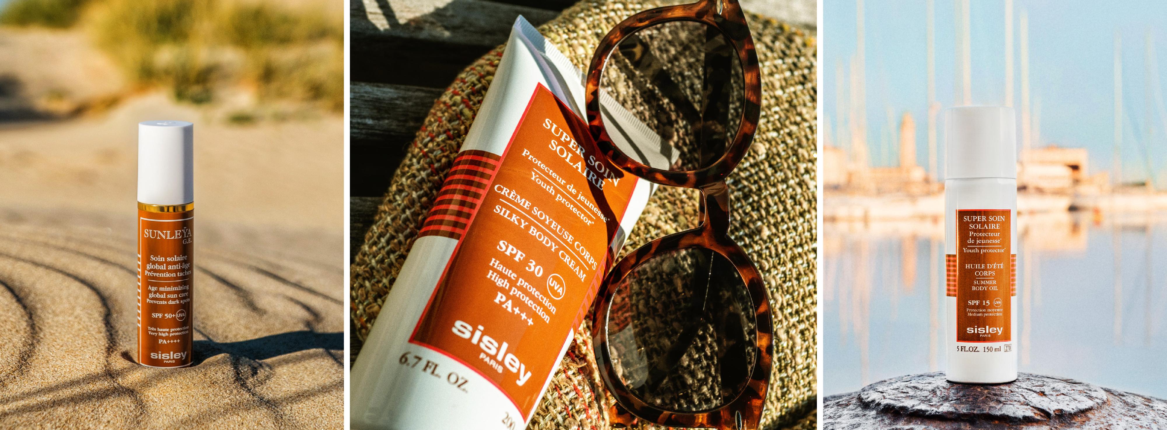 Solari per la tua estate by Sisley Paris: alta protezione per pelli magnifiche!