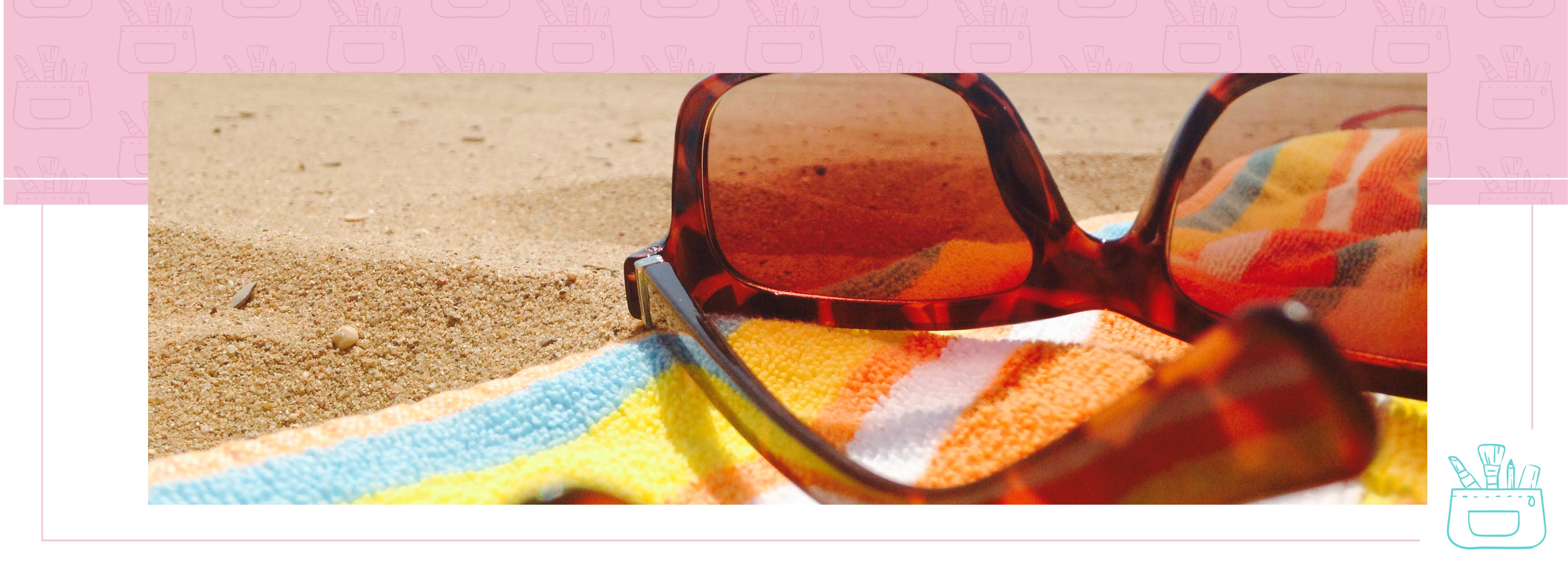 Trucco mare: 3 beauty tips per il make-up sotto l'ombrellone!