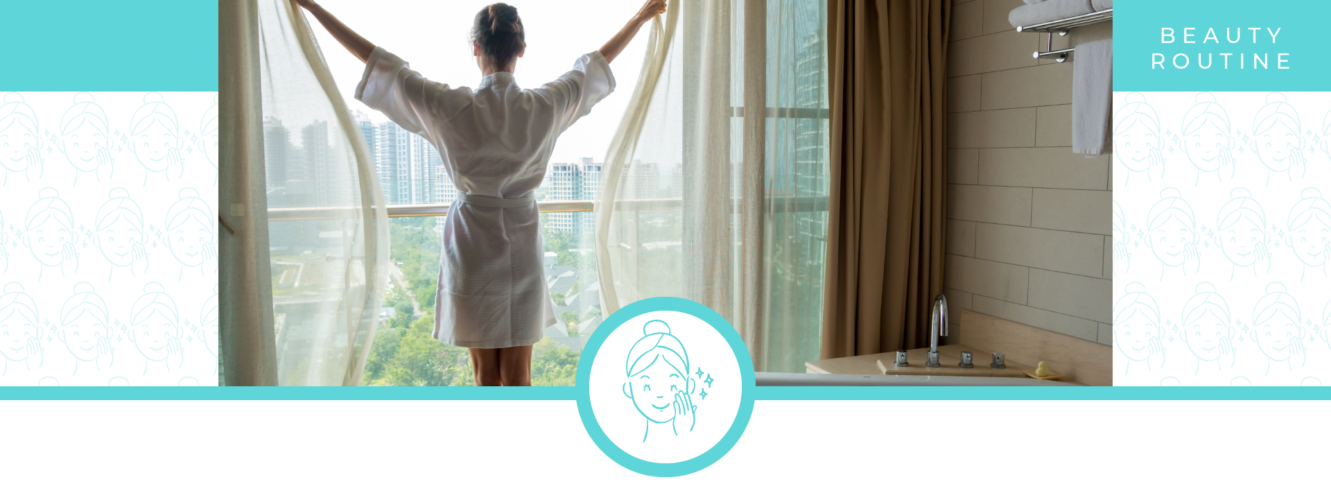 Beauty routine viso post vacanze: come disintossicare la pelle